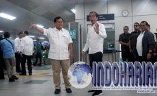 Permalink to Jokowi Bersua Prabowo Di MRT, Ternyata Ini Alasannya!