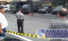 Permalink to Waw! Bom Meledak Polrestabes Medan, Ratusan Polisi Mati?
