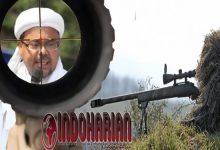 Adanya Teror Penembakan, Keluarga Besar Habib Rizieq Berlindung di Mekkah
