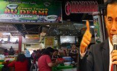 Permalink to Pak Jokowi Rela Makan Dawet Bu Dermi Sambil Berdiri, karena..