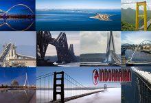 10 Jembatan Penghubung Paling Mempesona di Dunia, yaitu..