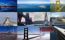 Permalink to 10 Jembatan Penghubung Paling Mempesona di Dunia, yaitu..
