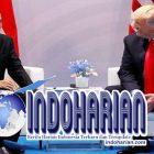 Presiden RI Jokowi Undang Trump Ke Indonesia