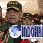 Gatot Bantah Jika Dirinya Sudah DiMaki Jokowi