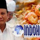 Prabowo Bercerita Ketika Anies Baswedan Dikasih Nasgor Saat Bertamu Kerumah Prabowo