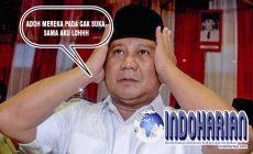 Permalink to Prabowo Akui Tidak Disukai Kalangan Elite