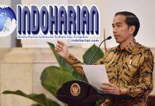 SAH!!! Jokowi Tanda Tangan UU Pemilu