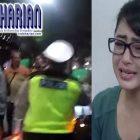 Akibat Cekcok Dengan Petugas TransJakarta, Dewi Perssik Dipermalukan di Depan Umum