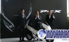 Permalink to Wow Begini Wujud! Honda PCX Lokal Rilis, Tidak Untuk Di Jual