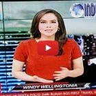 Viral! Telah Beredar Sebuah Video Ucapan Presenter Yang Menghina Jokowi